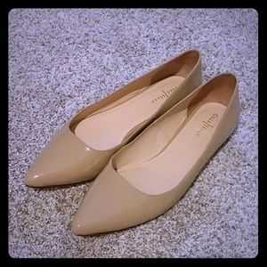 Cole Haan Nude Loafers
